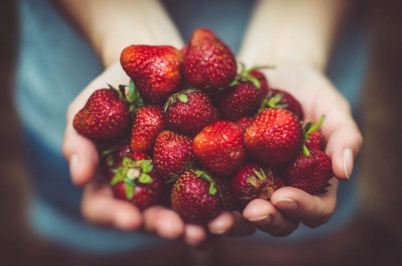 Vitamin C: Strawberries