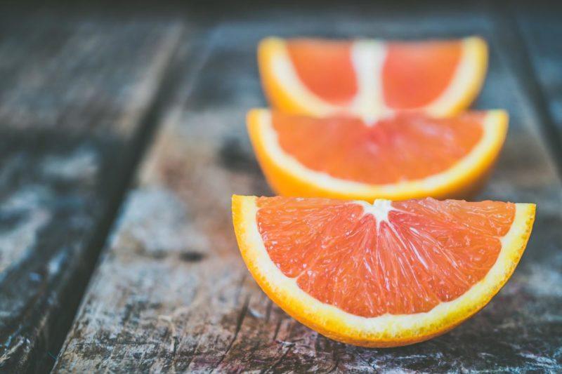 Vitamin C: Oranges