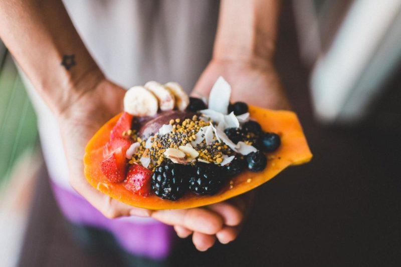 Vitamin C: Papayas