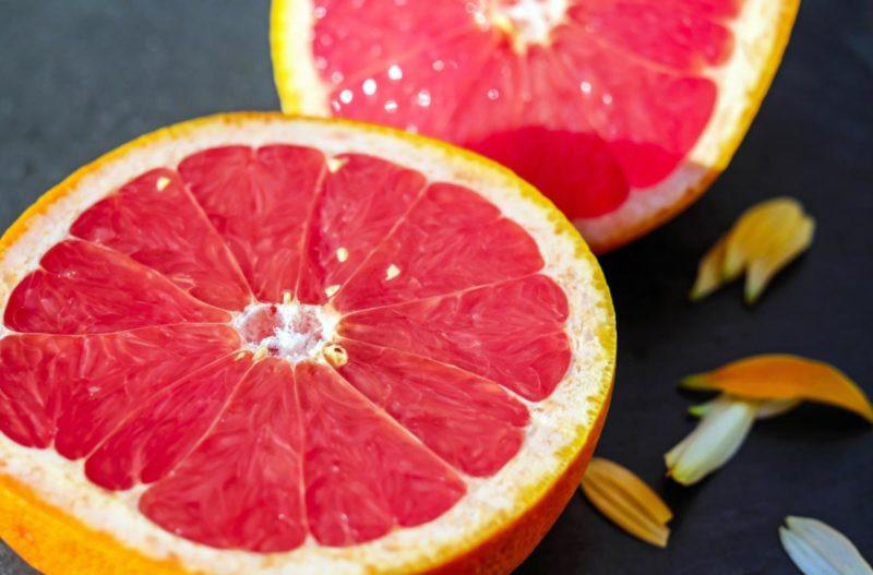 Fruits For Skincare: Grapefruit