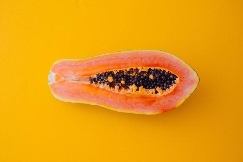 Fruits For Skincare: Papayas