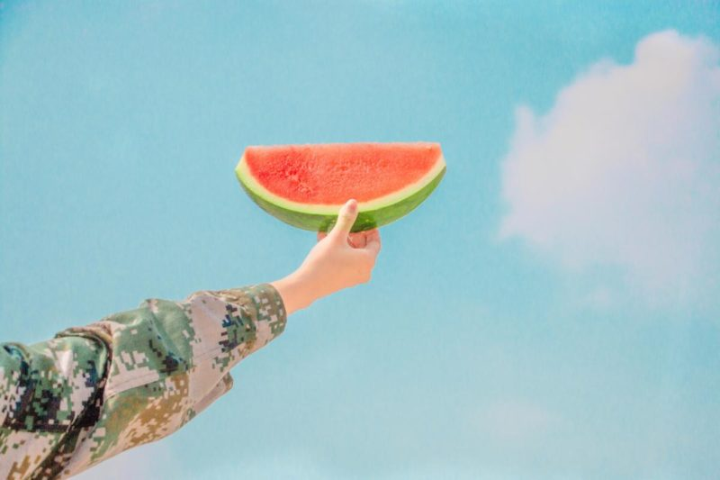 Fruits For Skincare: Watermelons