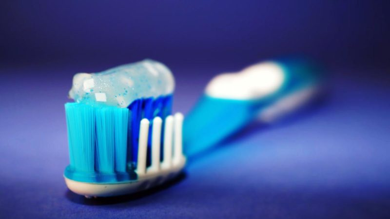 Causes of Acne: Toothpaste