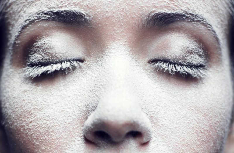 Cryotherapy: Freeze Time with Porcelain's Icy Facial
