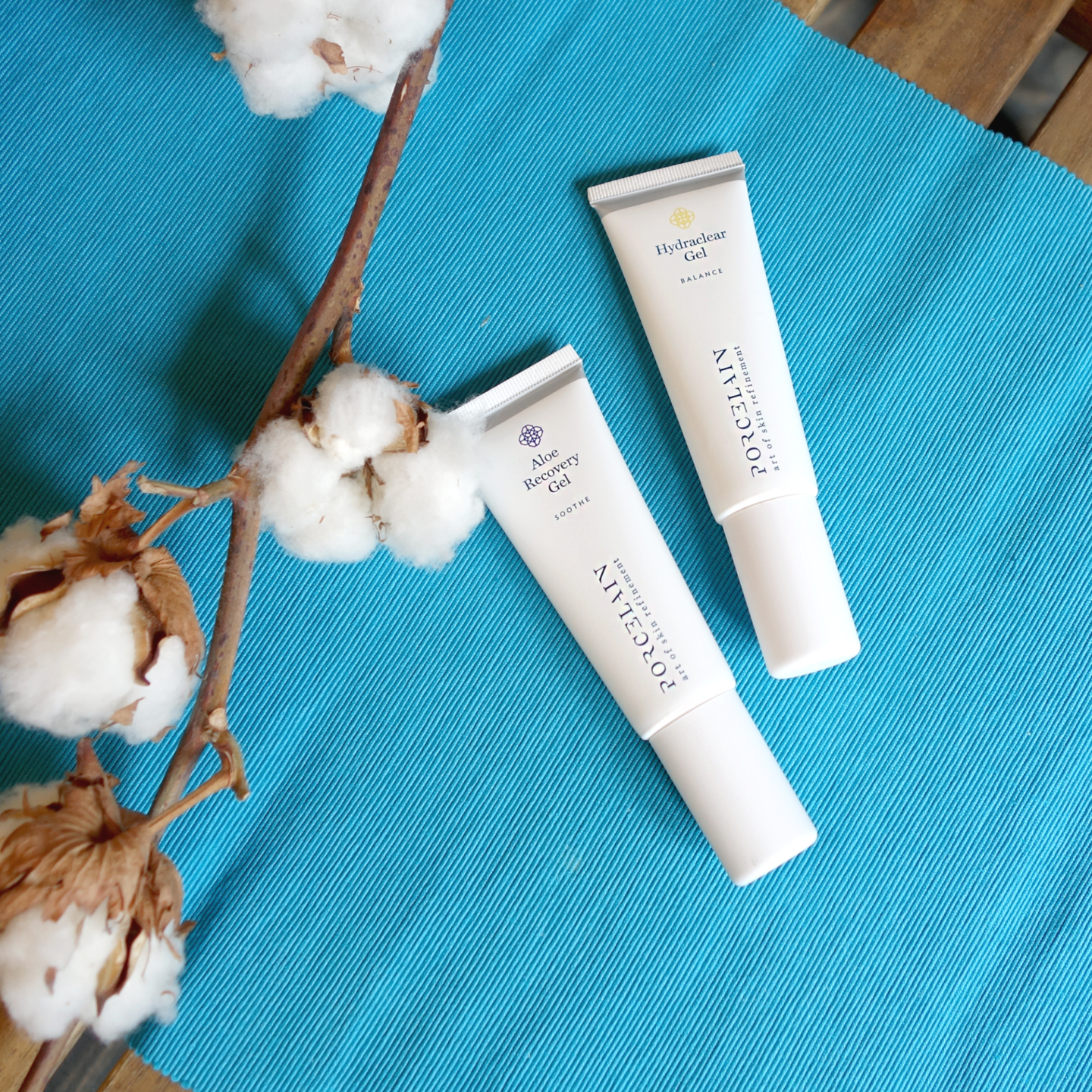 Skincare for a Long Flight: Moisturize with our Aloe Recovery and Hydraclear Gels