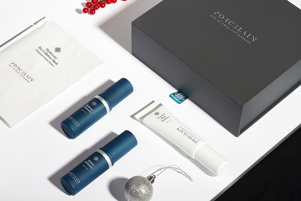 The Gift of Great Skin this Christmas: Power Cleanse Kit