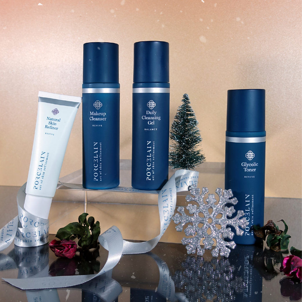 DOUBLE CLEANSE GIFT SET $219(R.R.P $271)