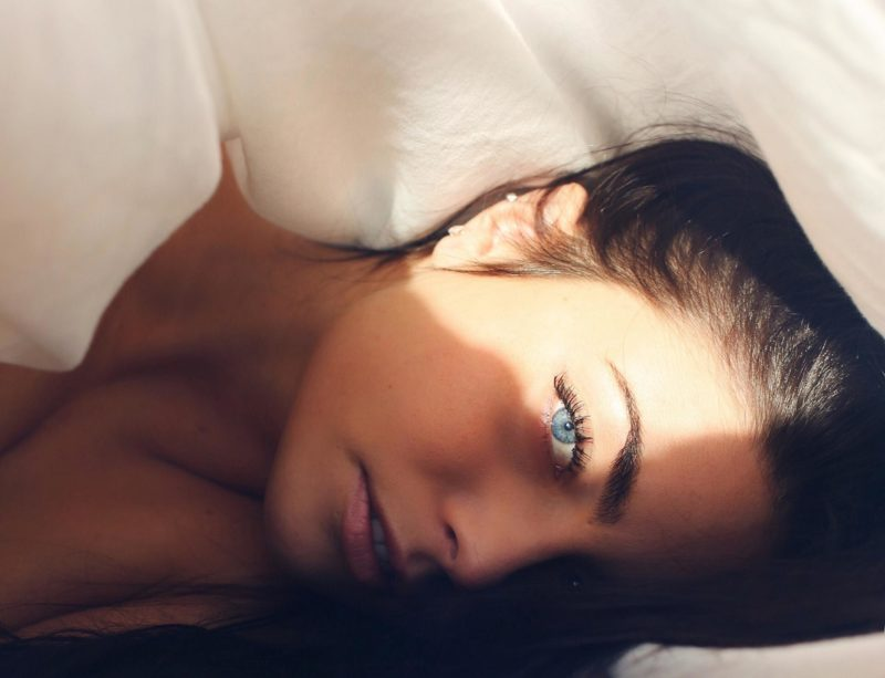 Menstrual Cycle #Tip: Always remove make-up before going to bed especially as your skin is more prone to breakouts now