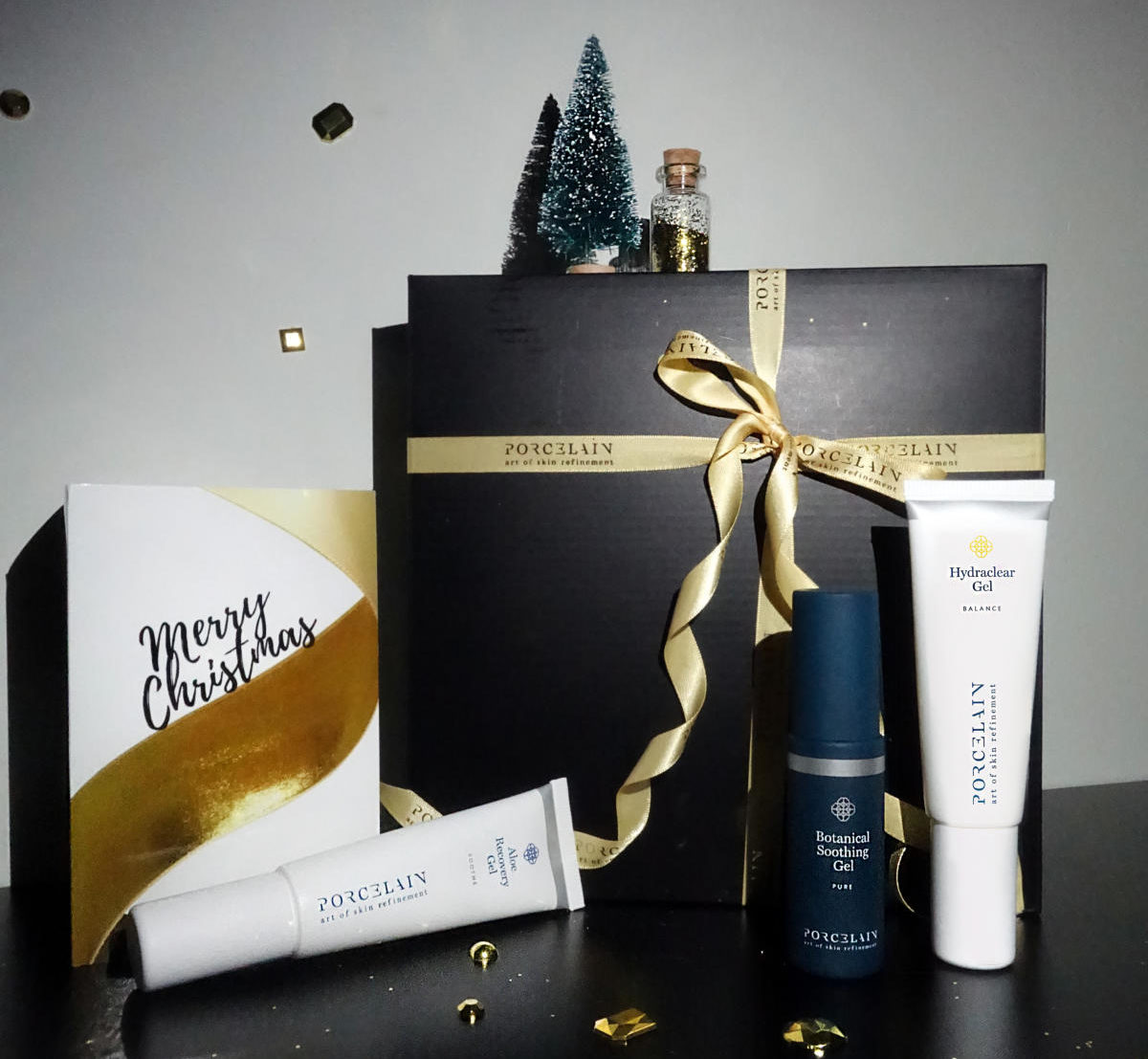 Christmas Offerings 1: Porcelain Triple Moisture Kit for the Thirsty