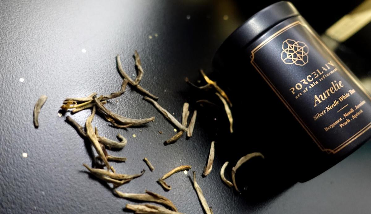 Aurelie — Porcelain's Bespoke Silver Needle White Tea