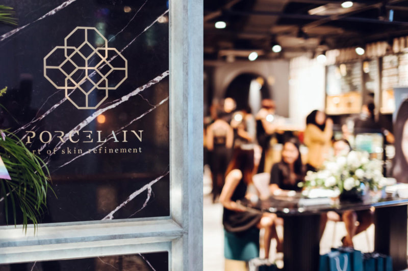 Singapore's first smart spa: Porcelain Origins