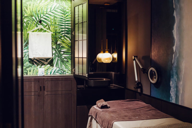 Singapore's first smart spa: Porcelain Origins' treatment rooms